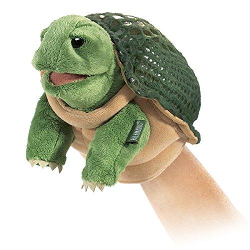 Folkmanis Puppets 2968 - Kleine Schildkröte