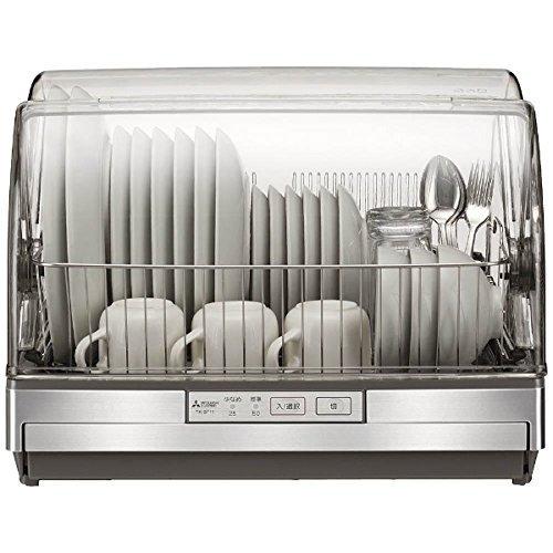 三菱 食器乾燥器 ステンレスグレーMITSUBISHI キッチンドライヤー TK-ST11-H