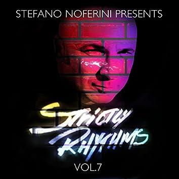 Stefano Noferini Presents Strictly Rhythms, Vol. 7 (DJ Edition) [Unmixed]