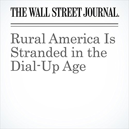 Rural America Is Stranded in the Dial-Up Age copertina