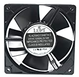 Luft Ventilador para cassette,insertable,ventilador axial120x120x38mm,aspas metálicas,super silencioso.