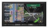 パイオニア カーナビ カロッツェリア 楽ナビ 7型ワイド AVIC-RZ303 無料地図更新/DVD/CD/SD/USB