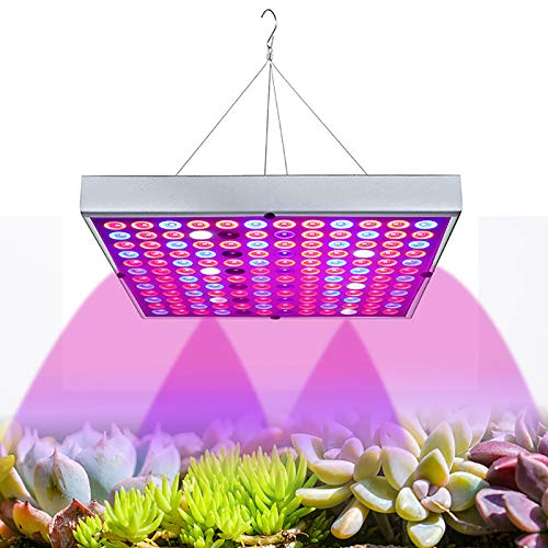 WXYC Plant Grow Light, Led Growing Light with Red Blue Grow Lights for Indoor Plants Vegetables Flower Growth Lamps,45W,1PCS