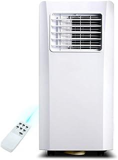 Aire Acondicionado Portátil, Aire Acondicionado Compacto, con Deshumidificador Y Ventilador, Pantalla LED, Control Remoto, para Habitaciones De hasta 180 Pies Cuadrados.