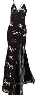 Maxi woman dress women summer clothes bodycon vintage Sequin Dress Elegant Backless Long dresses