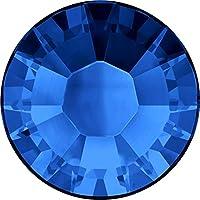 スワロフスキー(Swarovski) クリスタライズ ラインストーン 【ホットフィックス】布用スワロ (SS6(約2mm)50粒入, サファイア)