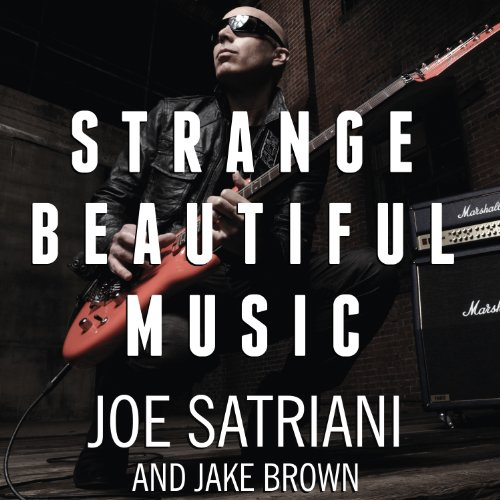 Strange Beautiful Music audiobook cover art