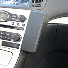 KUDA 071095 Leather Mount Black Compatible with Infiniti G35 (2007), G37 (2008-2013), Q40 & Q60 (Since 2014)