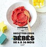 Recettes pour bébés de 4 à 36 mois (Carrément cuisine)