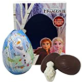 Disney Frozen 2 Milk Chocolate Easter Egg with Olaf Shaped Marshmallow, 2.12 Ounce