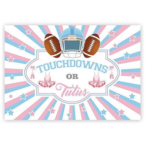 Top 10 footballs and tutu backdrop for 2020
