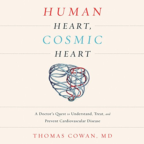 Human Heart, Cosmic Heart audiobook cover art