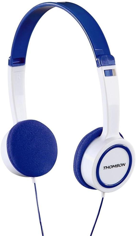 Thomson Kinderkopfhörer On Ear Blau Elektronik