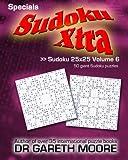 Sudoku 25x25 Volume 6: Sudoku Xtra Specials