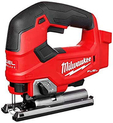 Milwaukee (MLW273720) M18 FUEL D-Handle Jig Saw (Bare) by Milwaukee