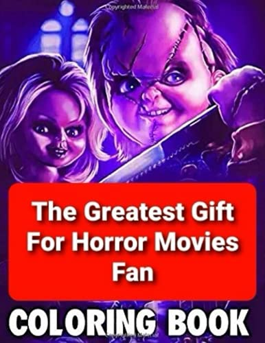 The Greatest Gift For Horror Movies Fan: Keep your eyes peeled for things that go bump in the night
