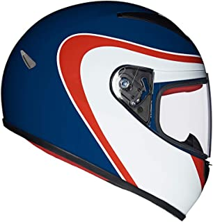 Royal Enfield Gloss Lagoon Full Face With Visor Helmet Size (M)58 CM (RRGHEJ000028)