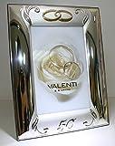 Cornice in argento 925 - anniversario 50 anni