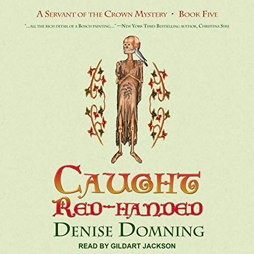 Caught Red-Handed Audiobook By Denise Domning cover art