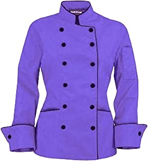 Long Sleeves Stylish Women's Ladies Chef's Coat Jackets …