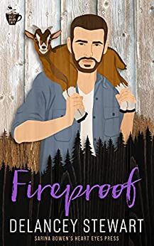 Fireproof (The Busy Bean) by [Delancey Stewart, Heart Eyes Press]