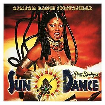 Sun Dance (Original Cast Recordings) [Patti Boulaye's African Dance Spectacular]