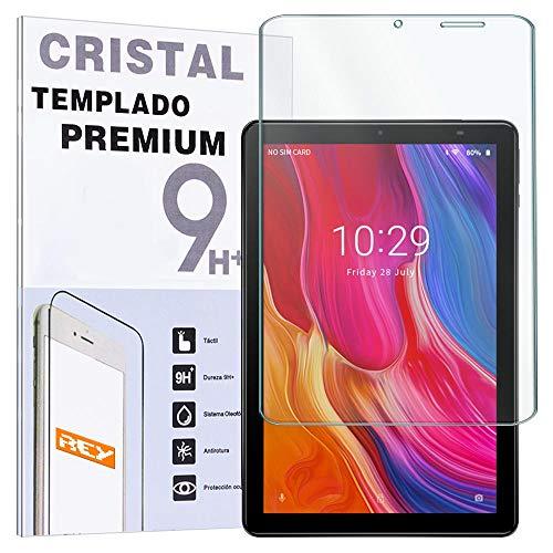 "REY - Protector de Pantalla para CHUWI Hi9 Pro 8.4"", Cristal Vidrio Templado Premium, Táblet"