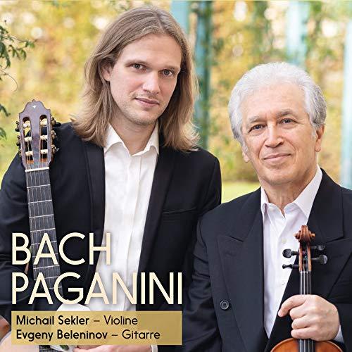 Sechs Sonaten für Violine und Gitarre op. 2: Nr. 1, Sonate A-Dur: 1. Minuetto - Adagio