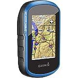 Garmin eTrex 25 De Mano 2.6' TFT Pantalla táctil 159g Negro, Azul navegador - Navegador GPS (Checo, Toda Europa, 6,6 cm (2.6'), 160 x 240 Pixeles, TFT, 914,4 x 1397 mm (36 x 55))