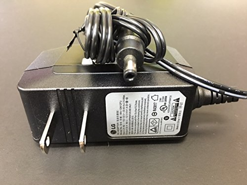 ArtMuseKitsMikash LG AC DC Adapter for use with LG Blu Ray Players BP350 BP550 BPM25 BPM55 AC Adapter Also Works on All Region Free LG Blu Ray Players