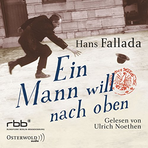 Ein Mann will nach oben audiobook cover art