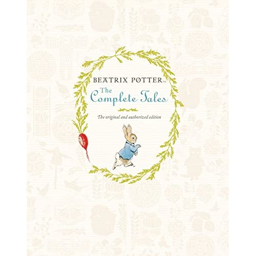 Beatrix Potter The Complete Tales: The 23 Original Tales