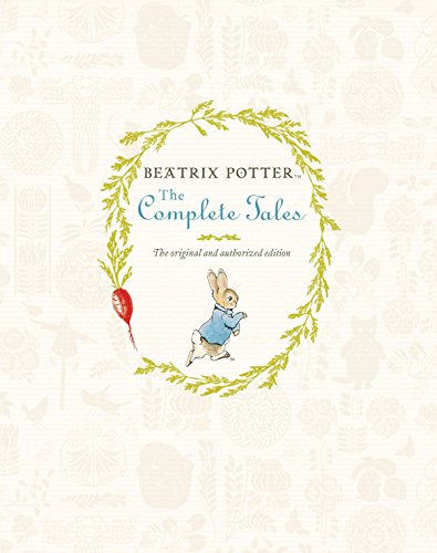 Beatrix Potter the Complete Tales (Peter Rabbit)の詳細を見る