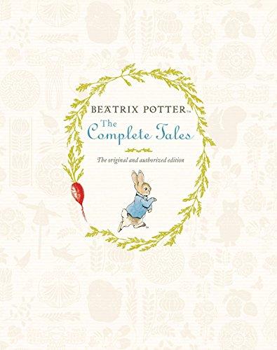 Beatrix Potter The Complete Tales: The 23 Original Tales (Peter Rabbit)
