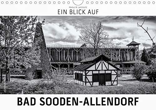 Ein Blick auf Bad Sooden-Allendorf (Wandkalender 2021 DIN A4 quer)