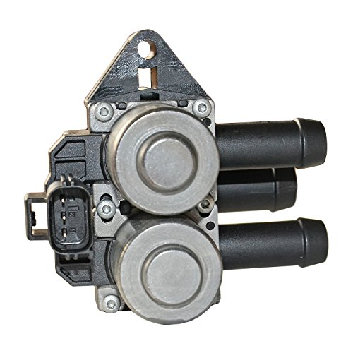 Heater Control Valve Assembly for Jaguar S-Type Lincoln LS Fo-rd Thunderbird XR8-40091 3 Port Type XR840091 6860143 1147412175