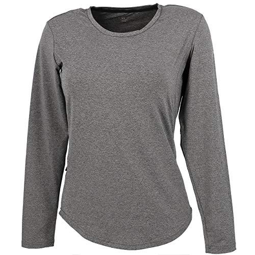Rukka - Femi Anth ML Tee Run l - Tee Shirt Manches Longues - Bleu Marine/Bleu Nuit - Taille 40