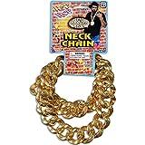 Forum Novelties 64027F Gold Big Link Neck Chain