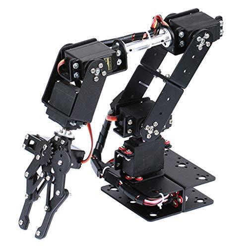 perfeclan Juegos Educativo Bricolaje Brazos Mecanismo Robóticos Hidráulico