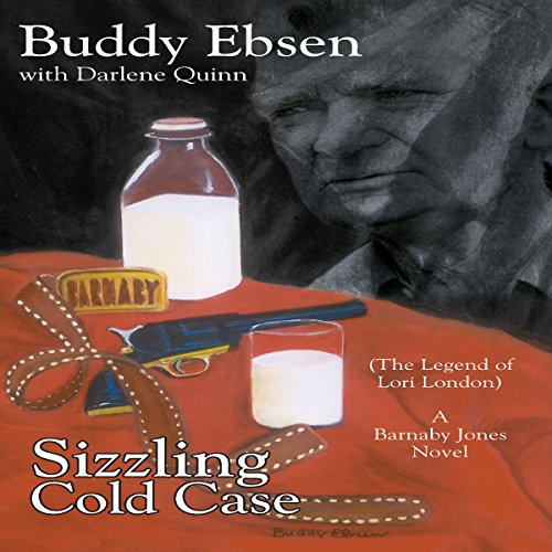 Sizzling Cold Case audiobook cover art