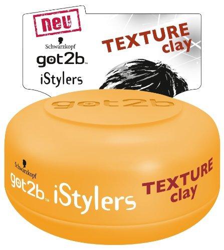 Schwarzkopf Got2b iStylers Texture Clay by Schwarzkopf