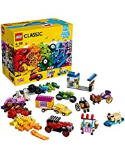 レゴ(LEGO) クラシック アイデアパーツ<タイヤセット> 10715 知育玩具 ブロック おもちゃ 女の子 男の子