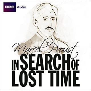In Search of Lost Time (Dramatized)                   By:                                                                                                                                 Marcel Proust                               Narrated by:                                                                                                                                 James Wilby,                                                                                        Jonathan Firth,                                                                                        Harriet Walter,                   and others                 Length: 5 hrs and 39 mins     20 ratings     Overall 4.5