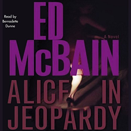 Alice in Jeopardy  audiobook cover art