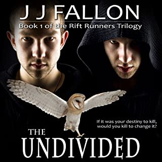 The Undivided audiobook cover art