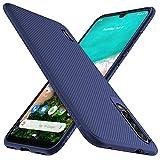 iBetterparaXiaomi Mi A3 Funda,FinadeSiliconaFunda,paraXiaomi Mi A3 Smartphone.Azul