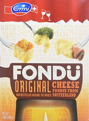 Fondue Käse - Fondue Suisse Original (Satz von 8)