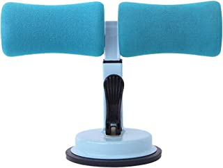 IHUNIU, INC. Situp Bar Adjustable Self-Suction Sit-Up Exercise Equipment with Comfortable Sponge, Suit for Sit-Ups, Push-U...