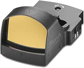 Burris Optics FastFire 2 300232, 300233 – FastFire II Red Dot Sights - Picatinny Mount, 4-MOA Dot Reticle