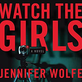 Watch the Girls audiobook cover art